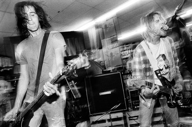 nirvana - charles peterson