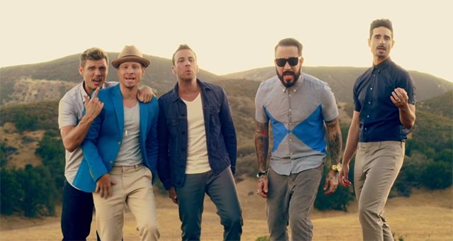 Backstreet Boys – In a World Like This