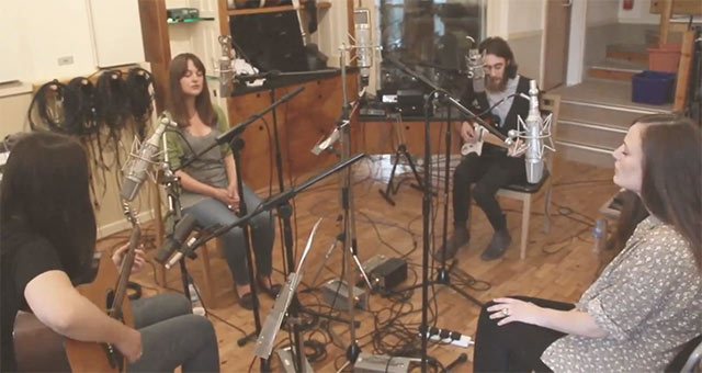 the staves + keaton henson